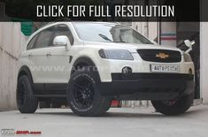 Chevrolet Captiva Modified - amazing photo gallery, some information and specifications, as well as users rating and price Car Chevrolet, Chevy, Top 10 Image, Subaru Baja, Chevrolet Captiva, Latest Images, 4x4, Jeep, Cool Photos