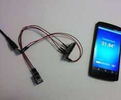 This project will help you create a temperature monitor using an ESP8266 SoC and a temperature sensor (DS18B20) with next capabilities: Measure Temperature Send an email if temperature goes under a threshold Monitor temperature and set threshold from a mobile AppTo complete this project you will have to create three things Hardware - Basically you have to hook up the temperature sensor to the ESP8266 board and upload the Arduino code. Cloud device - Create the logic that drives the decision…