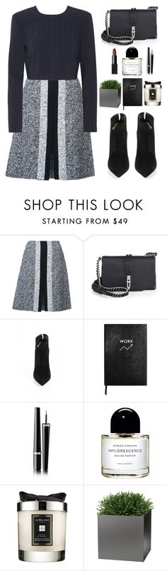 """Untitled #511"" by jovana-p-com ❤ liked on Polyvore featuring Carolina Herrera, rag & bone, Gianvito Rossi, Sloane Stationery, Chanel, Byredo, Jo Malone and DKNY"