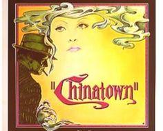 1974 Chinatown Original US Release Film Poster