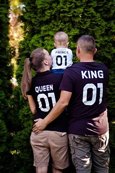 Queen&Prince&King 💙👪