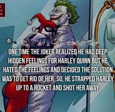 Harley Quinn... Joker