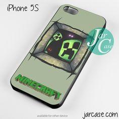 Minecraft 4 Phone case for iPhone 4/4s/5/5c/5s/6/6 plus