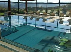 Spa del Hotel Torazo Cabranes Ruta saludable Asturias - Wellness Spain