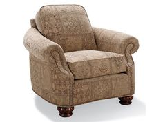 Shop for Fairfield Chair Company Lounge Chair, 3746-01, and other Living Room Chairs at Gladhill Furniture in Middletown, MD. This chair effortlessly adds alluring comfort and style to your home.  The beautiful versatility of this chair demonstrates your sensibility and personality.