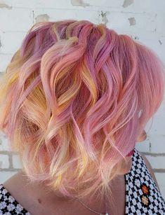 58 Hottest Pink Lemonade Hair Color Trends in 2018