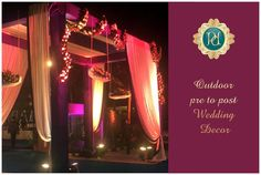 #Book your #WeddingDecor with #PandhiDecorators and enjoy the #Occasion. click on the link: http://goo.gl/b8Yj6q