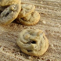 Rumbly in my Tumbly: My Favorite Chewy Chocolate Chip Cookies