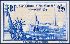 New print available on designerprints.com! - 'New York International Exhibition 1939 The Flag Of France Stamp' by Lanjee Chee - http://designerprints.com/featured/new-york-international-exhibition-1939-the-flag-of-france-stamp-lanjee-chee.html via @fineartamerica
