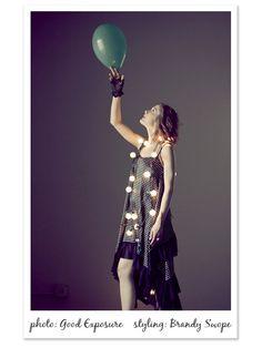 i adore the Fiona Dress by Madalynne [www.madalynne.com]