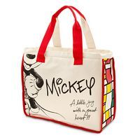 Mickey Mouse Canvas Bag