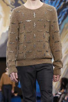 Louis Vuitton Menswear Fall Winter 2014 Paris - NOWFASHION