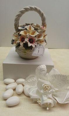 5thavestore.com - Capodimonte Porcelain Asst. Flower Basket, $16.99 (http://www.5thavestore.com/capodimonte-porcelain-asst-flower-basket/)
