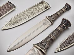 knife and gold image
