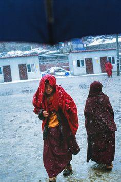 Winter in Tibet. TIBET. TIBET NO IS CHINA