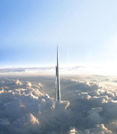 Saudi Arabia set to shatter the record for the tallest building in the world #future #slender #towers