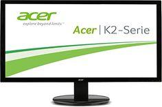 """Acer Everyday K272HL - Monitor LED de 27"""" (1080p, 5ms, HDMI, VGA y DVI, HDCP, fuente alimentación integrada, soporte VESA), negro Acer http://www.amazon.es/dp/B00IF152RC/ref=cm_sw_r_pi_dp_WF41ub09GGHXY"""
