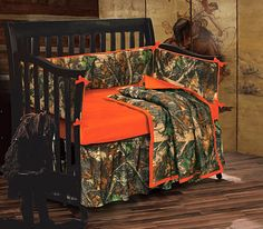 Nursery Ideas Hunting Crib Bedding Sets Camouflage Baby Stuff Newborn Boy Gifts in Baby, Nursery Bedding, Nursery Bedding Sets