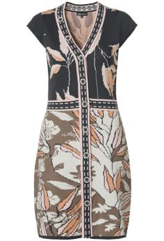 Nudes | Collection | Flowers | Print | Dress | Buttons | Musthave
