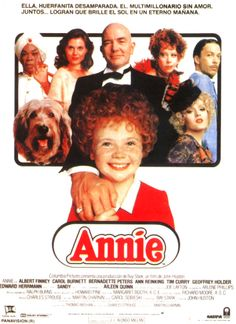 """Annie"" (1982). COUNTRY: United States. DIRECTOR: John Huston."