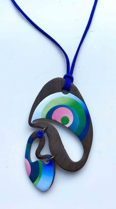 playing with faux wood 1 Polymer Clay Necklace, Polymer Clay Beads, Minis, Clay Design, Ceramic Jewelry, Love Design, Jewelery, Women Accessories, Jewelry Making