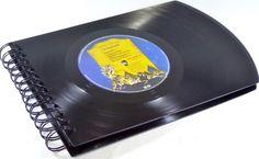 Gästebücher - XXL Fotoalbum Iron Maiden Fotomappe - ein Designerstück von Aurum bei DaWanda