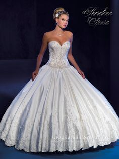2f92003b80 Bridal Gowns - Karelina Sposa - Style  C7602 by Mary s Bridal Gowns  Beautiful Wedding Gowns
