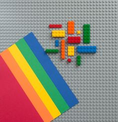 Bright Color Palettes By Merriment Design Featuring Astrobrights Lego Inspired Colors Bright Colors