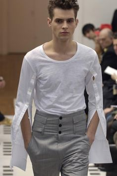 monsieurcouture:  Juun J S/S 2008 Menswear