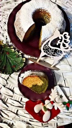 Ewa w kuchni: Babka z matcha i syropem kukurydzianym