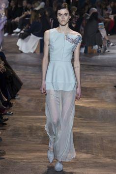 Christian Dior Spring 2016 Couture Fashion Show