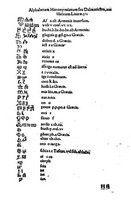 Croatian Glagolitic Script