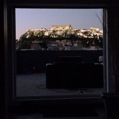 Every day when I wake up in the morning I see this... See you tonight at Kudeta for my last summer gig at this beautiful rooftop! Good morning world! <3  #nicolasdales #goodmorning #acropolis #psiri #athens