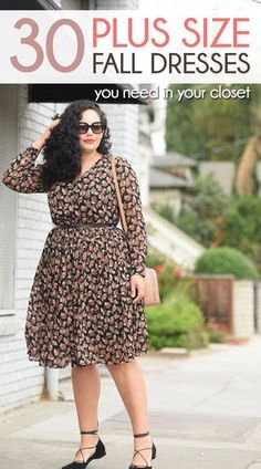 50ca5c81e5 61 Best Fall Apparel images in 2019   Plus size dresses, Big size ...