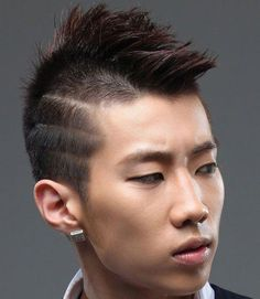 25 asiatische Männer-Frisuren - Style Up with the Avid Variety of Hairstyles - Coole Frisuren Mens Medium Length Hairstyles, Modern Short Hairstyles, Teenage Hairstyles, Trendy Haircuts, Popular Haircuts, Haircuts For Men, Short Hair Styles, Asian Undercut, Undercut Men