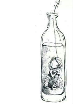 hmmm.. Alone