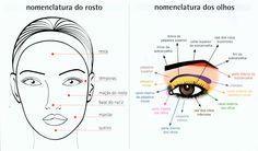 desesnhos para maquiagem - Pesquisa Google
