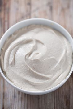 This delicious vegan cashew frosting is super healthy and so simple and easy to make. You can use it to make cakes, cupcakes or any desserts you want.