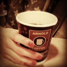 #arnoldcoffee #welovedonuts - @egidioalagia- #webstagram