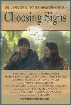 Choosing Signs 2013