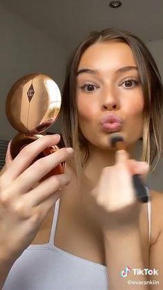 Natural Makeup Tutorials, Simple Makeup Tips, Natural Eye Makeup, Model Makeup Tutorial, Makeup Pictorial, Dope Makeup, Casual Makeup, Tutorial Make Up Natural, Makeup Makeover