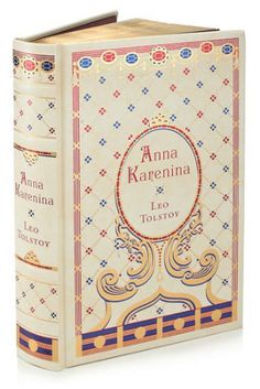 Creative: Eleven Gifts Inspired By Classic Literature  Sneaky! > Anna Karenina Book Safe by hollowbooksafe