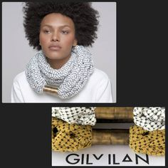 Designer scarf with metall clasp🌻 Available in two colors💖… Designer Scarves, Knitwear, Instagram, Colors, Women, Jewelry, Jewlery, Tricot, Jewerly