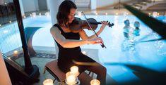 Candels, Violin, Music Instruments, Blog, Facebook, Website, Medium, Sparkling Wine, Romantic Gifts