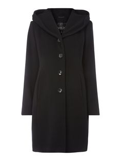 P&c ||milo coats ||Wollmantel mit Kaschmir-Anteil Grau / Schwarz - 1