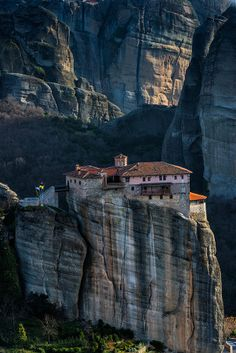 Meteora by Svilen Simeonov on 500px -Kalambaka - Greece