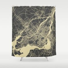 Montreal Map - $68.99