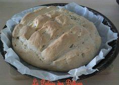 Boule de pain blanc