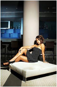 Rihanna - Franck Lothar Lange Photoshoot for Bravo Magazine 2005 HQ
