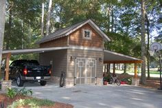 Sunset Beach Shed - traditional - garage and shed - charleston - Westbridge Homes